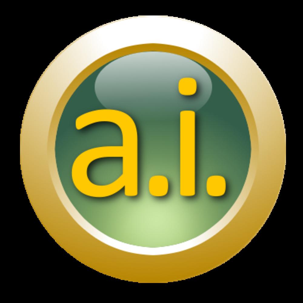 Display ai logo